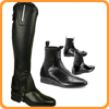 Stiefel, Schuhe & Chaps