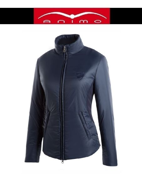 Animo Damenjacke LITTER - blau