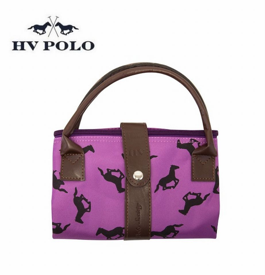 hv polo tasche folding bag magenta cavallini reitsport. Black Bedroom Furniture Sets. Home Design Ideas