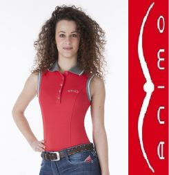 Animo Damen Polo o.A. BRANDY - Vers. C