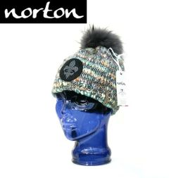 Norton Mütze BEANIE Strass - colourful