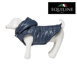Equiline Dog Bomber GIOTTO - blue night