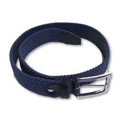Equiline Gürtel DOUBLE BRAID - blue