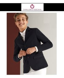 Cavalleria Toscana BOY COMPETITION Riding Jacket