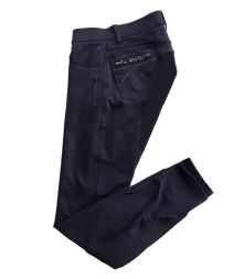 Euro-Star Vollbesatz-Reithose FONDA Ladies - navy