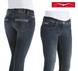 Animo Damen Jeanshose NORTY SLIM Limited Edition