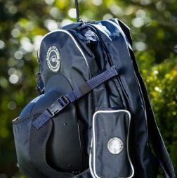 HFI Rucksack BACK PACK / GROOM BAG - navy