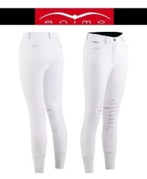 Animo Damen-Reithose NOM Limited Edition - weiss