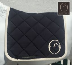 VESTRUM Schabracke Saddle Pad CHICAGO II - navy