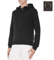 VESTRUM Damen Hooded Sweater HALIFAX II - schwarz