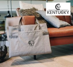 KENTUCKY Hundebett TRAVEL IN STYLE - grau