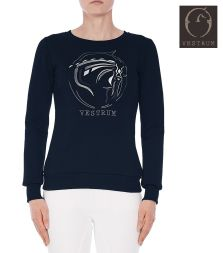 VESTRUM Damen SWEATER SEATTLE - blau