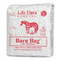 LIFEDATALABS Ergänzungsfutter BARN BAG THERAFEED