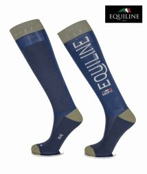 Equiline Reitsocke CRIME GRIP - crown