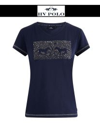 HV POLO T-Shirt DEANNE - navy