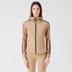 VESTRUM Damen Warm Up Jacket BORAS - sand
