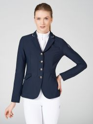 VESTRUM Damen Reitjacket CANBERRA light - navy