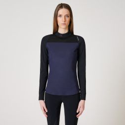 VESTRUM Damen Shirt LIMA TRAINING TOP - navy