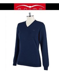 ANIMO Damen Pullover SUSIE - navy